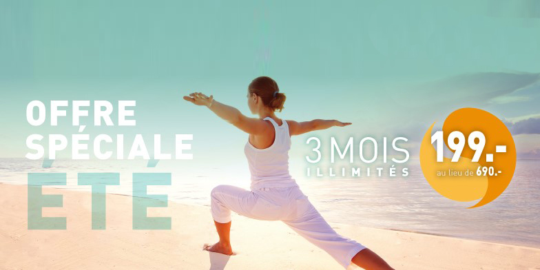Offre Harmony Fitness